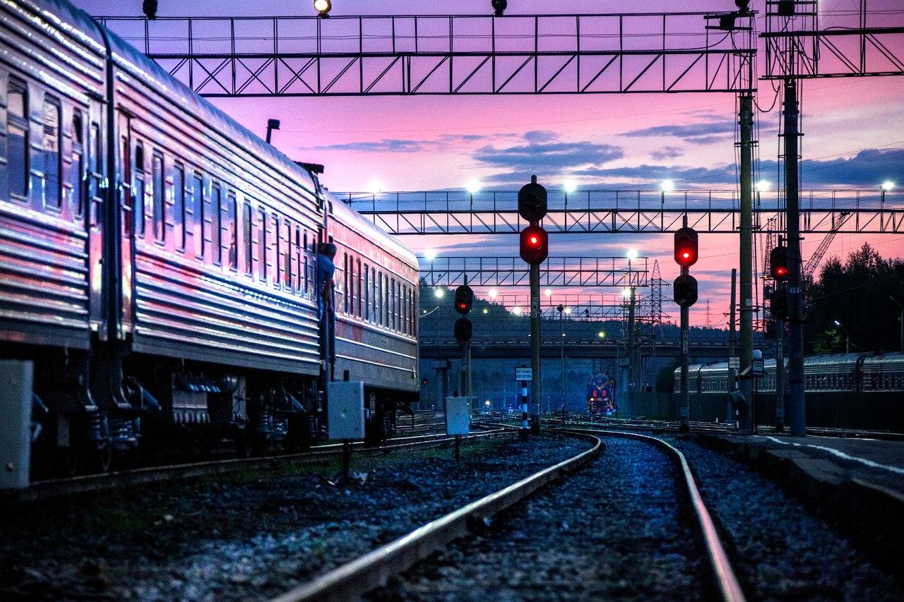 Правила поведения в железнодорожном путешествии.